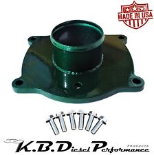 Emerald Green Upper Intake Manifold Plenum 6.5L Turbo Diesel Chevrolet GMC