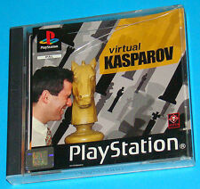 Virtual Kasparov - Sony Playstation - PS1 PSX - PAL
