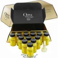 Oro Puro Therapy Lotion 24k ® 12 vials x 10ml Restructuring Micro-active Gold