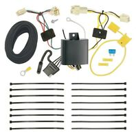Trailer Wiring Harness Kit For 18-19 Toyota Camry All Styles Plug & Play T-One