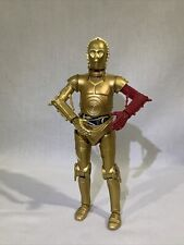 Star Wars The Black Series C-3PO The Force Awakens Red Arm 6? inch Loose