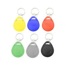 10pcs Per Pack 125Khz RFID Proximity ID Card Token Tags Key fobs Keyfobs New