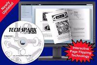 Honda Sportrax 300 TRX300X TRX300EX 300X Service Repair Maintenance Shop Manual