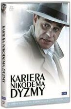 KARIERA NIKODEMA DYZMY  (3 disc) DVD  POLISH POLSKI