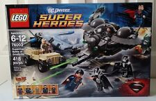LEGO DC Universe Super Heroes Superman Battle of Smallville Set 76003 418 pcs