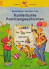 Kunterbunte Familiengeschichten von Sarah Bosse | Buch | Zustand gut