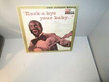 AL JOLSON - ROCK-A-BYE YOUR BABY rare LP Vinyl Jazz Soul (DECCA) G/G