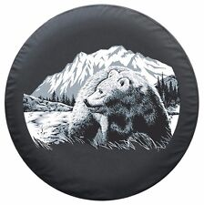 "33"" Wildlife Tire Cover - Bear - Hummer H3 - USA"