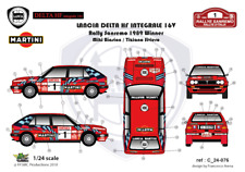 [FFSMC Productions] Decals 1/24 Lancia Delta HF Integrale Martini Sanremo 89