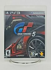 New ListingGran Turismo 5 (Sony PlayStation 3, 2010) Complete w/ Manual Excellent Condition