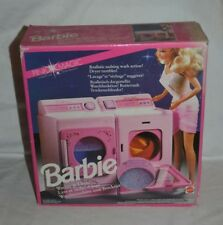 1991 Barbie Washer & Dryer Mattel NEW and SEALED Box