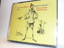 Carlo Collodi - Pinocchios Abenteuer -Felicitas Hoppe -4CDs -still sealed