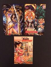 GFT Grimm Fairy Tales 58 Secret Exclusive Comic Book Beyond Wonderland Gallery