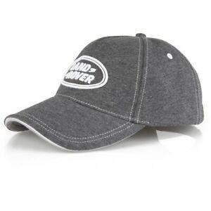 GENUINE LAND ROVER LOGO CAP IN GREY LGCH488GYA