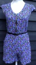 Play Suit / Romper Multi-coloured Size 8 UK.  A2