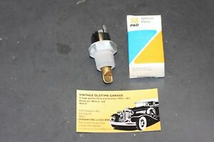 1957 1958 1959 1960 1961 1962 1963 1964 1965 1966 OLDSMOBILE TEMPERATURE SWITCH
