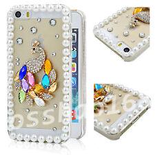 Glitter Luxury Bling Diamonds TPU Soft Shell back phone Case Cover Skin #17