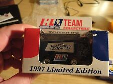 1997 Zamboni White Rose Collectibles Quebec Les Rafales Hockey AHL NIB