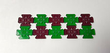 Star Wars X-Wing Miniatures Acrylic Promo - Target Lock 2014 Set