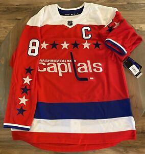 Alex Ovechkin Washington Capitals Adidas Adizero Jersey (Size 52, NWT)
