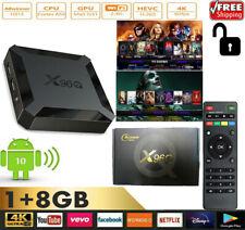 Android X96Q Tv Box 10.0 Allwinner H313 Kd 19.0 WiFi 1Gb 8Gb 4K Player 8k Tv