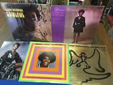 Dionne Warwick 5 lot I'll Never Fall,Golden, Go With Love, Soulful, Heartbreaker