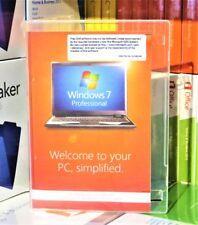 Microsoft Windows 7 Professional 64-BIT (Occasion) [FQC-04649] 100% Véritable Au Détail