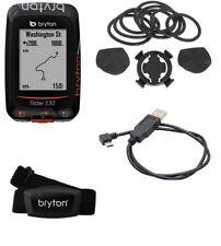 Ciclocomputer Bryton GPS RIDER 330H HRM/gps BICICLETA COMPUTER Bryton Rider 330H