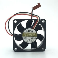 AVC C5010B12M DC12V 0.15A 50*50*10MM 3pin Chassis Cooling Fan