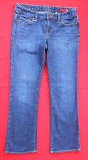 X2 Brand ~ Dark Wash Blue Jeans Jean Pants ~ Size 6 SHORT ~ 6S