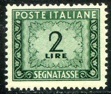 Repubblica Italiana 1947 Segnatasse n. 98eb ** varietà (l204)