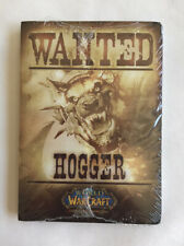 x1 Wanted Hogger Blizzcon 2011 Promo Pack World of Warcraft TCG WOW New Sealed