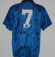 Cantona Manchester United 1992/1994 MAGLIA SHIRT CALCIO FOOTBALL MAILLOT JERSEY
