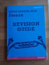 GCSE French and GCSE Additional Science Revision Guides & practice workbook