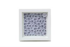 White Deep Photo Frame 6x6 #LP25171