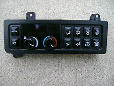 94 - 96 CHRYSLER NEW YORKER A/C HEATER CLIMATE / TEMPERATURE CONTROL P/N 4596005