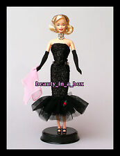 Marilyn Monroe Barbie Doll Retro Reproduction Ensemble Celebrity Redress Loose p