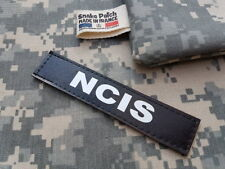 "SNAKE PATCH - Bande Patronymique "" NCIS "" série ART fantaisie US gibbs STRIP"