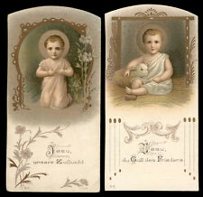 lotto santini-holy cards lot-lot images pieuses-konvolut heiligenbildichen 2171