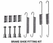 REAR HANDBRAKE SHOE FITTING KIT SPRINGS - JAGUAR XJ40 1986-1994 ATE MBA 826