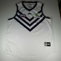 ISC Official Fremantle DOCKERS Guernsey AFL jersey SZ 2XL Jumper Football
