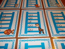 21 Blend Ladders Posters/Anchor Charts for your Classroom. Preschool-2nd