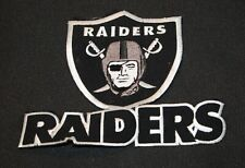 VTG Los Angeles Raiders Back Patch