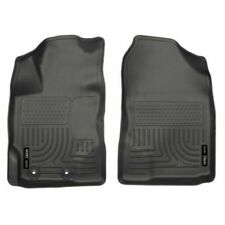 Husky Liners 13501 Black WeatherBeater Front Floor Liners for Toyota Yaris
