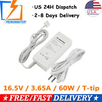 """60W AC ADAPTER LAPTOP CHARGER FOR APPLE MACBOOK PRO 13"""" A1278 A1342 T-tip"""