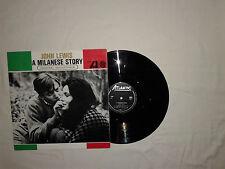 John Lewis – A Milanese Story - Disco 33 Giri LP Album MONO Vinile USA 1962
