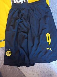 BVB Borussia Dortmund Shorts Größe L schwarz Neu