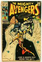 Avengers #64. Marvel 1969 Silver Age Issue.