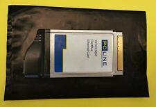 PCMCIA ETHERNET WIRED ADAPTOR (PCLINE) PCL-NW400