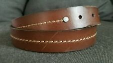 Abercrombie & Fitch Women's Leather Belt NWT 33